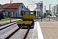 Draisine na Estação Ferroviária de Castelo Branco (22444330312).jpg