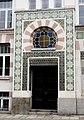 Dresden, ehemaliges Tabakkontor Yenidze, Eingang.JPG
