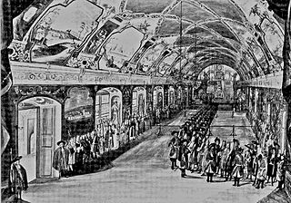 Riesensaal im Residenzschloss Dresden