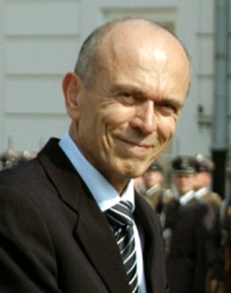 Janez Drnovšek - Drnovšek during a visit to Poland in 2006