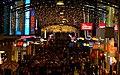 Drottninggatan, Christmas lights.jpg