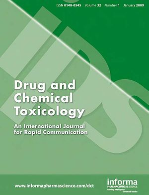 Drug and Chemical Toxicology - Image: Drug and Chemical Toxicology