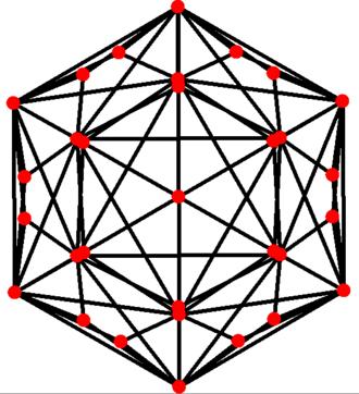 Triakis icosahedron - Image: Dual dodecahedron t 12 A2