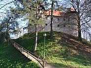 Dubovac Castle in Karlovac8, Croatia