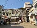 Dwarkadhish Temple - Jagat Mandir - Dwarakadheesh and surroundings during Dwaraka DWARASPDB 2015 (17).jpg