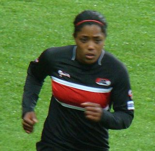 Dyanne Bito Dutch footballer