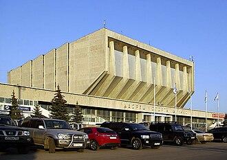 Dynamo Sports Palace - Dynamo Palace of Sports, 2008.03.29
