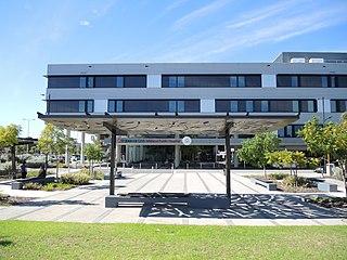 St John of God Midland Public and Private Hospitals Hospital in Western Australia, Australia