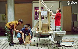 European BEST Engineering Competition - EBEC Team Design