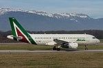 EI-IMB Airbus A319-112 - AZA (24286273053).jpg