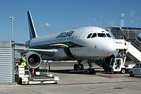 EI-IMV - A319 - Alitalia