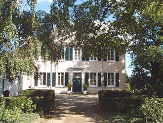 Ernst Moritz Arndt - Arndt's home in Bonn following 1819