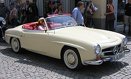 Mercedes Benz W121bii Wikipedia