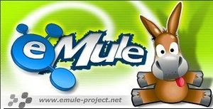 Deutsch: eMule-Logo