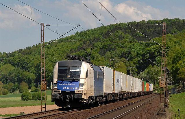 Güterzug (Aus Wikipedia, Nutzer LVT771, CC BY-SA-2.0