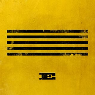 <i>E</i> (Big Bang single album) 2015 single album by Big Bang