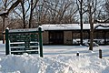 Eagle Creek Park picnic shelter and sign.jpg