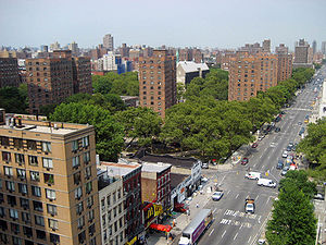 Second Avenue at 97th Street