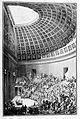 Ecole de chirurgie, Paris; anatomy theatre, 1780 Wellcome L0009985.jpg
