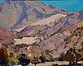 Edgar Alwyn Payne California Mountain, High Sierras.jpg