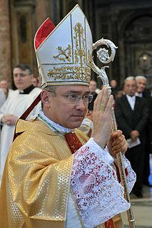 Edgar Peña Parra Titular Bishop of Roman Catholic Diocese of Thélepte