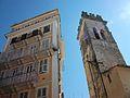 Edifici i torre de l'Annunziata, Corfú.JPG