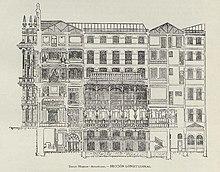 Edificio del banco hispano americano wikipedia la - Oficinas pelayo barcelona ...