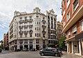 Edificio en la calle Cirilo Amorós, Valencia, España, 2014-06-29, DD 10.JPG