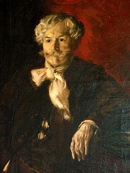 Edmond de Goncourt Rafaëlli Nancy