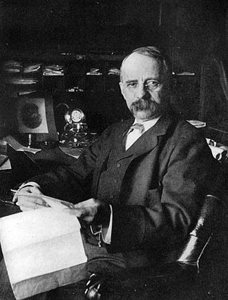 E. H. Harriman - Image: Edward Henry Harriman 1899