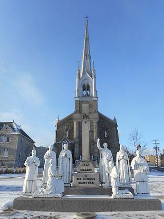 St. Michel de Sillery Church, Quebec - Image: Eglise Saint Michel de Sillery 02