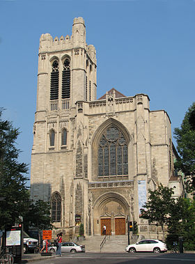 Image illustrative de l'article Église St-Andrew and St-Paul