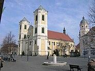 Eglise Szent Bertalan de Gyöngyös