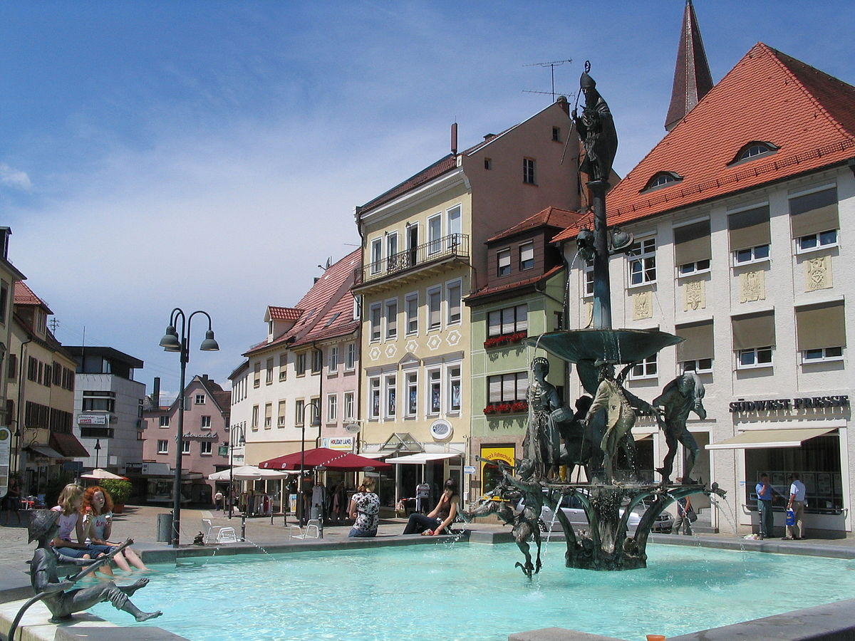 Girl aus Ehingen (Donau)