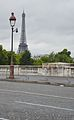 Eiffel Tower from Pont Alexandre-III, Paris 5 July 2014.jpg