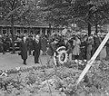 Eisenhower in Amsterdam. Kranslegging aan de Apollolaan, Bestanddeelnr 900-8854.jpg