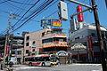 Ekoda Sta. S. Ent. Crossing Tokyo Japan 20110717.JPG