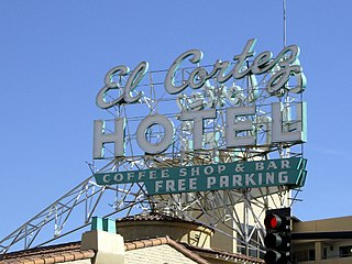 El Cortez (Las Vegas) hotel and casino in Las Vegas, Nevada