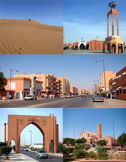 Laayoune Capital of Western Sahara