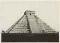 El Castillo , den centrala pyramiden - SMVK - 0307.f.0012.tif