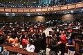 El Pleno de la Asamblea Nacional exaltó el talento del Trío Colonial. Otorgó la condecoración Vicente Rocafuerte al Mérito Cultural (9317987080).jpg
