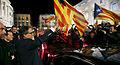 El president Mas a la plaça de Sant Jaume.jpg