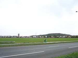 Élancourt - Neighbourhood of Clef de Saint-Pierre and Élancourt Hill