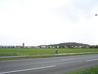Élancourt - Neighbourhood of Clef de Saint-Pierre and Élancourt Hill