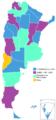 Elecciones legislativas de 2013 - mapa.png