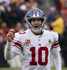 ec5b329f843 Eli Manning. From Wikipedia ...