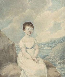 Elizabeth Throsby Australian survivor of the 1809 Boyd massacre