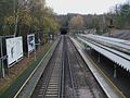Elmstead Woods stn fast high northbound.JPG
