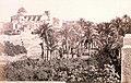 Elx, vista de l'església de Sant Joan des del pont, 1870, Jean Laurent.jpg
