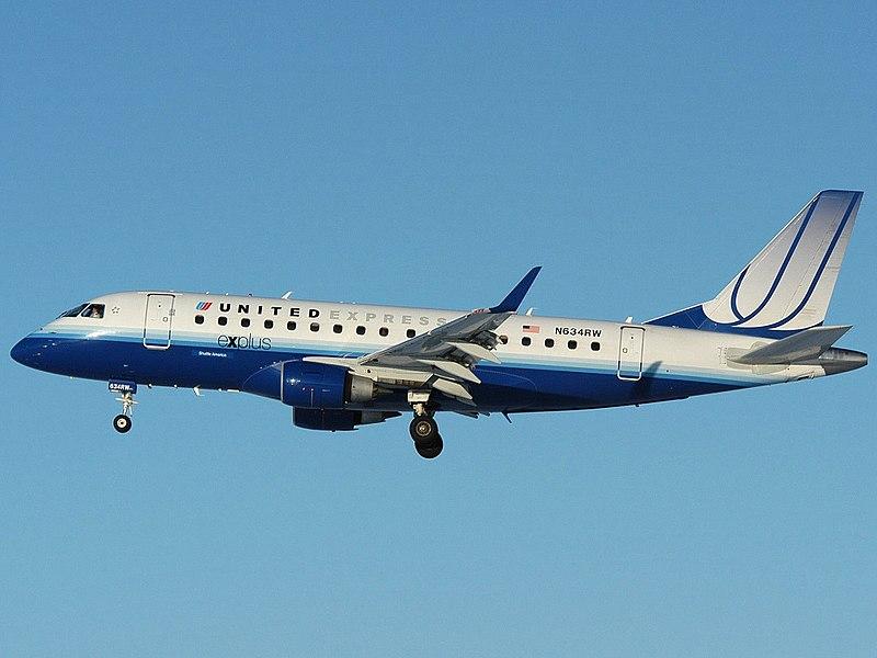 File:Embraer ERJ-170-100SE 170SE, United Express (Shuttle America) AN1002186.jpg